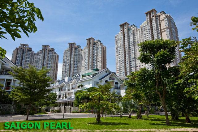 Giới thiệu Saigon Pearl