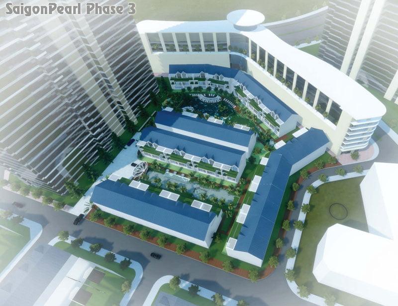 Biệt thự Saigon Pearl