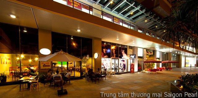 Trung tâm thương mại Saigon Pearl
