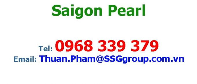 apartment for ren in saigon pearl