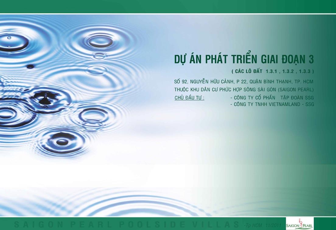 Saigon Pearl Phase 3