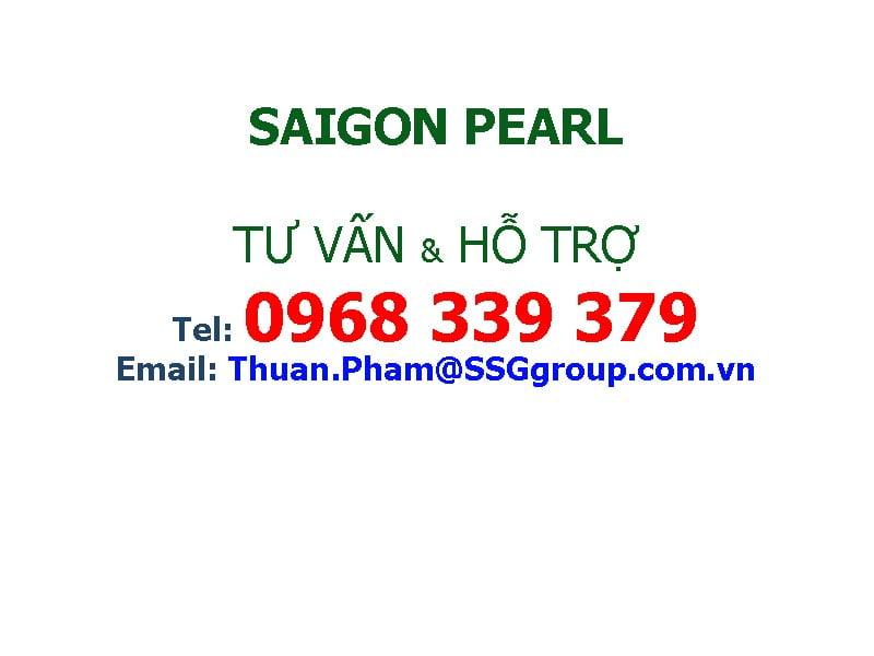 chinh sach ban hang saigon pearl