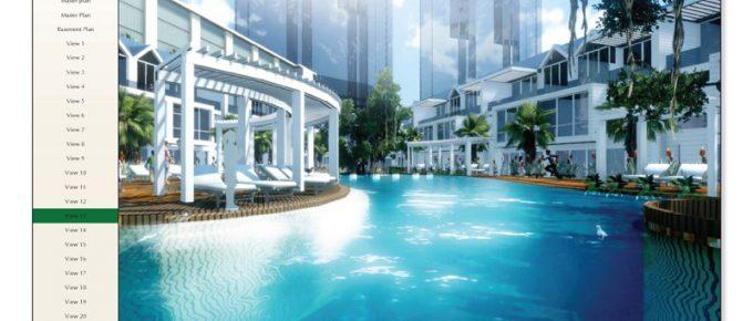 Bán biệt thự Saigon Pearl