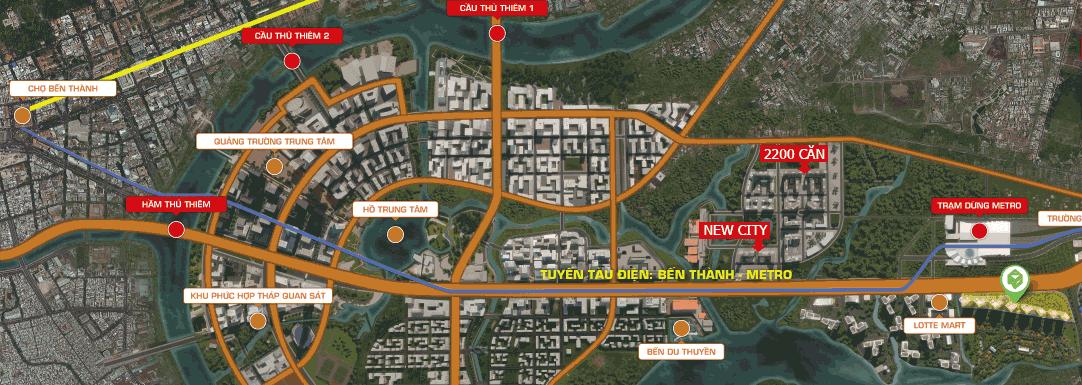 Căn hộ Thuận Việt Quận 2 bán giá gốc chủ đầu tư