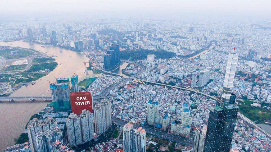 Cho thuê căn hộ Saigon Pearl 1 phòng ngủ giá 700 usd/tháng