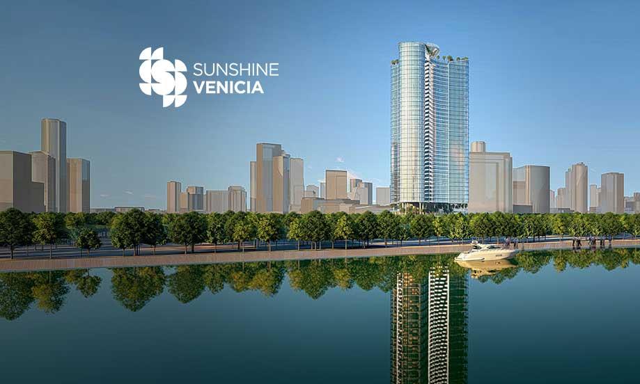 Hình phối cảnh của Sunshine Venicia